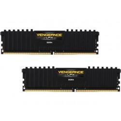Corsair Vengeance LPX 32GB (2x16GB) DDR4 2666 MHz C16 XMP 2.0  Memory Kit Black (CMK32GX4M2A2666C16)