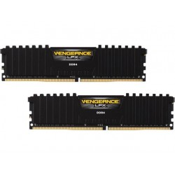 Corsair Vengeance LPX 32GB (2x16GB) DDR4 3000MHz C15 XMP 2.0  Memory Kit Black (CMK32GX4M2B3000C15)