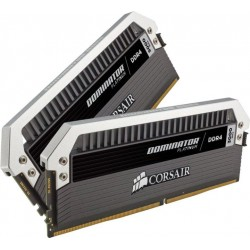 Corsair Dominator Platinum Series 16GB (2x8GB) DDR4 DRAM 3000MHz C15 Desktop Memory Kit (CMD16GX4M2B3000C15)