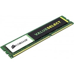 Corsair Value Select 4GB (1x4GB) DDR3 1600 Mhz CL11 (CMV4GX3M1A1600C11)