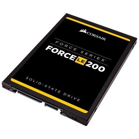 """Corsair SSD 120GB Force LE200 TLC 2.5"""" SATA 3 (CSSD-F120GBLE200C)"""