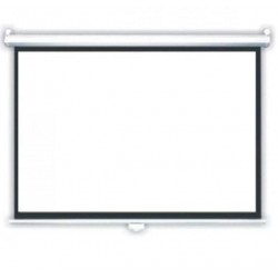"I-Bright BMR150-D Motorized Screen 150"" Diagonal /305 x 228 cm."
