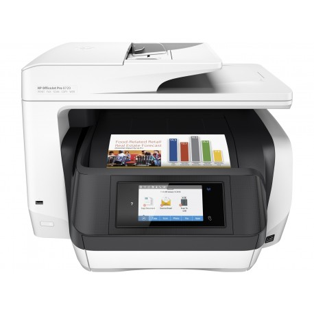 HP Officejet Pro 8720 All-in-One [D9L19A]