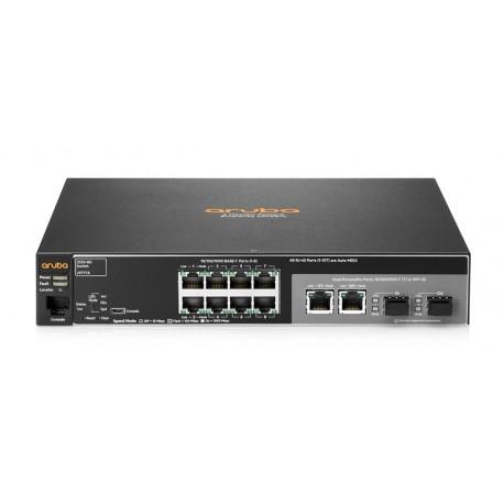 HP Switch Managed Aruba 2530-8G (J9777A)