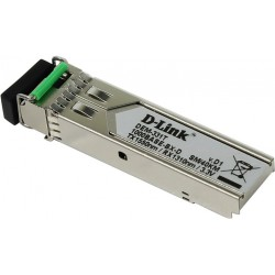 Dlink DEM-331T 1000Base-BX-D SFP Transceiver (Singlemode TX-1550/RX-1310nm) - 40km