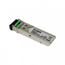 Dlink DEM-330T 1000Base-BX-D SFP Transceiver (Singlemode TX-1550/RX-1310nm) - 10km
