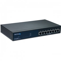 Trendnet TE100-S800i 8-Port 10/100Mbps Layer 2 Managed Switch
