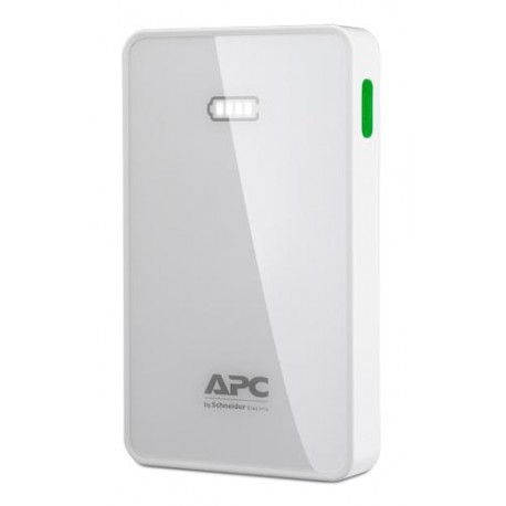 APC M5WH Mobile Power Pack 5000mAh Li-polymer White