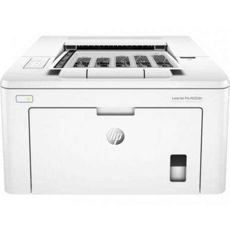 HP Black and White LaserJet Pro M203d Printer (G3Q50A)
