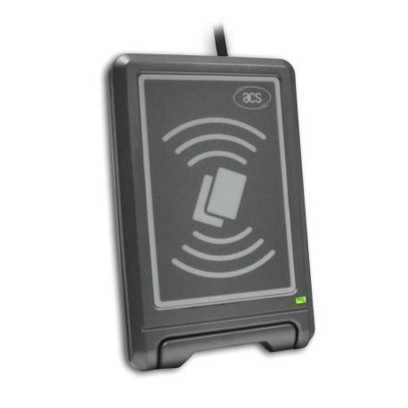 Solution Mifare ACR-120U Smart Card