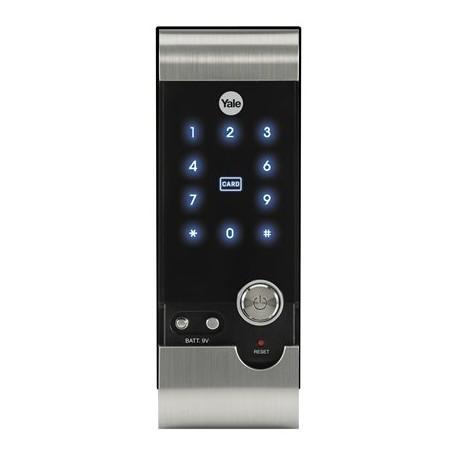 Yale YDR3110 Hi-Tech Card Keypad Digital Door Lock