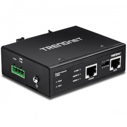 Trendnet TI-IG60 Hardened Industrial 60 Watt Gigabit UPoE Injector