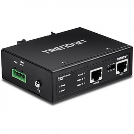 Trendnet TI-IG60 Hardened Industrial 60 Watt Gigabit UPoE Injector