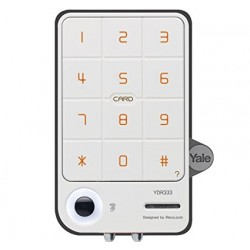 Yale YDR333 Card Keypad Digital Door Lock