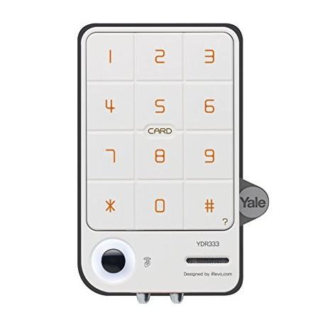 Yale YDR333 Card Keypad Digital Door Lock