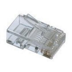 D-LINK RJ45 UTP CAT6 8P8C Plug 100 Pcs [NPG-C61TRA031-100]