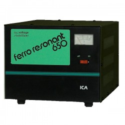 ICA FR 650 Stabilizer 650VA Ferro Resonant