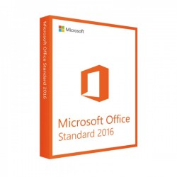 Microsoft Office Standard 2016 - media