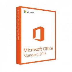 Microsoft Office Standard 2016 - media