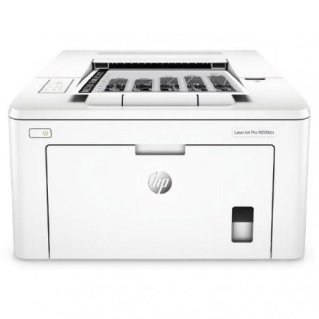 HP LaserJet Pro M203dn Black and White Laser Printer (G3Q46A)