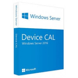 MICROSOFT Windows Server 2016 Device CAL License
