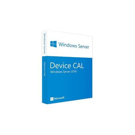 MICROSOFT Windows Server 2016 Device CAL License
