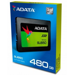 Adata Ultimate SU650 480GB Solid State Drive