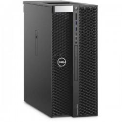 "Dell Precision T5820 Tower Intel Xeon W-2123  16GB 1TB Win10 23.8"" WLED"
