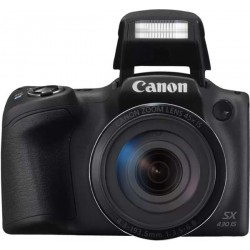 Canon PowerShot SX430 IS  Kamera kompak 20 MP