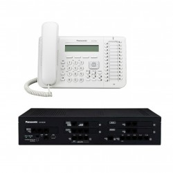 Panasonic NS300 Kap. 12.0 + Panasonic KX-DT543
