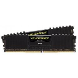 Corsair Vengeance LPX 8GB (2x4GB) DDR4 Dram 3200MHz C16 Memory Kit-Black (8GX4M2B3200C16)