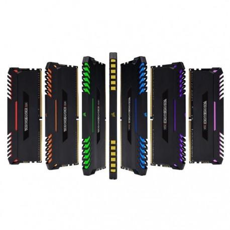 Corsair Vengeance RGB 16GB (2 x 8GB) DDR4 Dram 3466MHz C16 Memory Kit(CMR16GX4M2C3466C16)