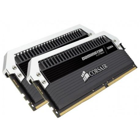 Corsair Dominator Platinum 32GB (2 x 16GB) DDR4 Dram 3200MHz C16 Memory Kit (CMD32GX4M2C3200C16)