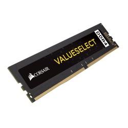 Corsair Memory-4GB (1 x 4GB) DDR4 2400MHz C16 DIMM (CMV4GX4M1A2400C16)