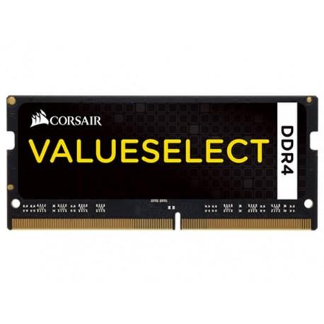 Corsair CMSO8GX4M1A2133C15 Memory 8GB (1x8GB) DDR4 SODIMM 2133MHz C15 Memory Kit