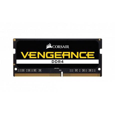 Corsair CMSX16GX4M1A2400C16 Vengeance 16 GB SODIMM DDR4 2400 C16 1.2V Memory