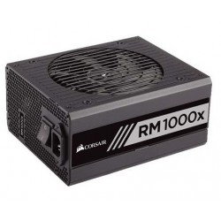 Corsair CP-9020094-EU RMx Series RM1000x - 1000 Watt 80 PLUS Gold Certified Fully Modular PSU (EU)