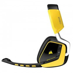 Corsair CA-9011135-AP VOID RGB Wireless Dolby 7.1 Gaming Headset-Special Edition Yellowjacket (AP)