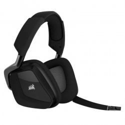 Corsair CA-9011152-AP VOID PRO RGB Wireless Premium Gaming Headset with Dolby Headphone 7.1-Carbon (AP)