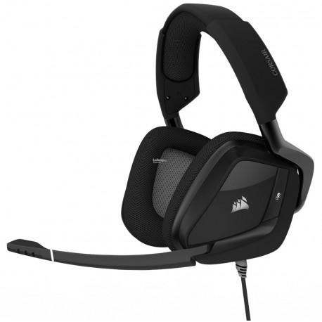 Corsair CA-9011154-AP VOID PRO RGB USB Premium Gaming Headset with Dolby Headphone 7.1-Carbon (AP)
