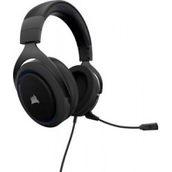 Corsair CA-9011172-EU HS50 Stereo Gaming Headset-Blue (EU)