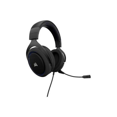 Corsair CA-9011172-EU HS50 Stereo Gaming Headset-Blue (EU)