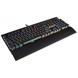 Corsair K70 LUX RGB Mechanical Gaming Keyboard -CHERRY MX RGB Brown (CH-9101012-NA)