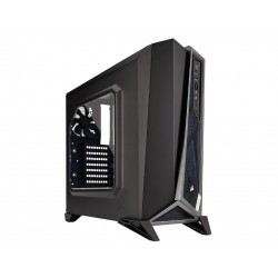 Corsair CC-9011084-WW Carbide Series Spec-Alpha Mid-Tower Gaming Case-Black/Silver