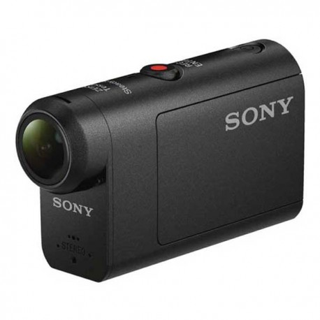 Sony HDR-AS50R Sports Action Camera With Live-View Remote (Black)