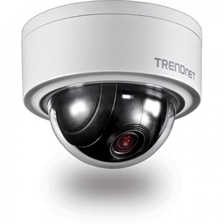 Trendnet TV-IP420P Indoor / Outdoor 3 MP Motorized PTZ Dome Network Camera