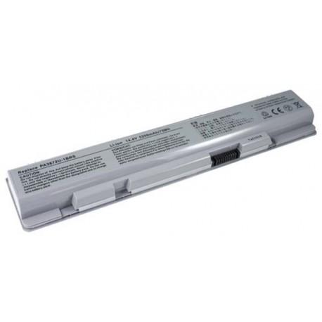 Battery for Toshiba Satellite E105 14.4V CAP 5200MAH