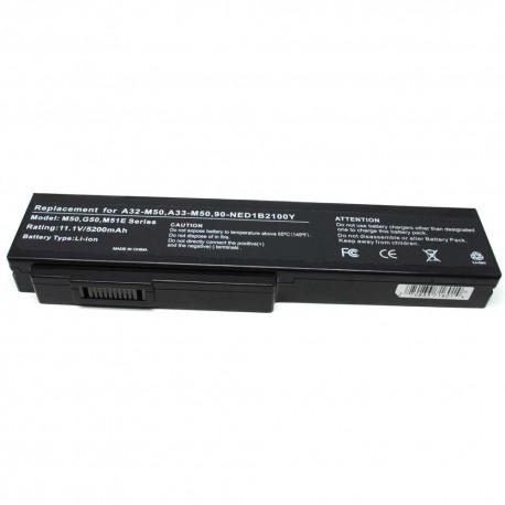 Baterai Original Asus N43, Series A32-M50 10,8V CAP 48WH
