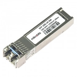Mikrobits SFP+ Transceiver 10G SFP+ 1310nm 20km Singlemode (SFP-10G-LR-SM)