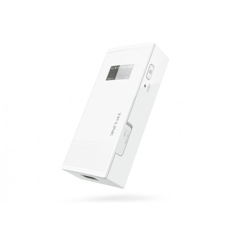 TP-Link M5360 3G Mobile WiFi 5200mAh Power Bank